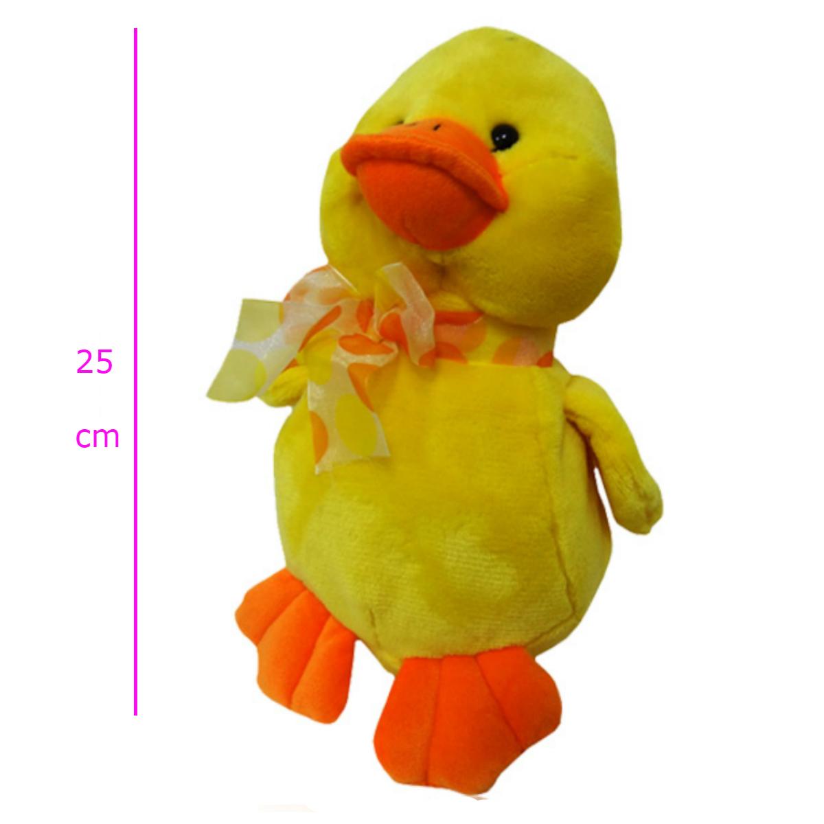 Pato con moño