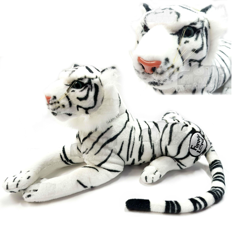 Tigre De Peluche Funny Land 45 cm