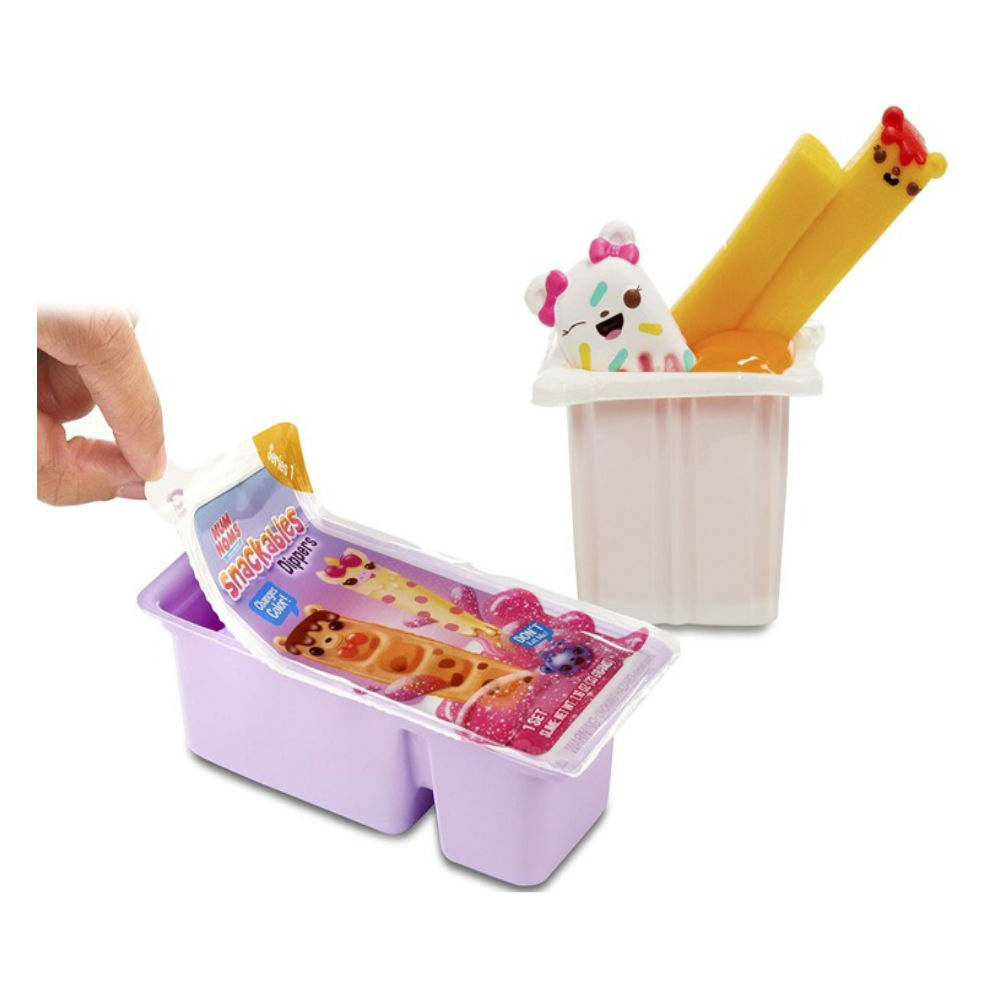 Num Noms Snackables Dippers Pack Individual Serie 1