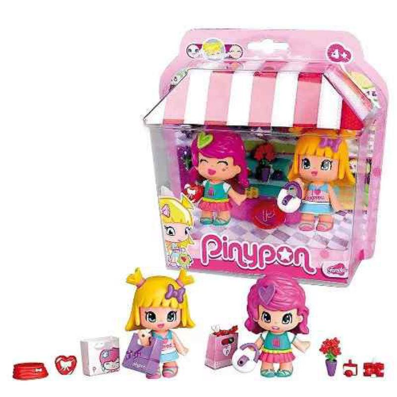 Pinypon Amigas De Shopping