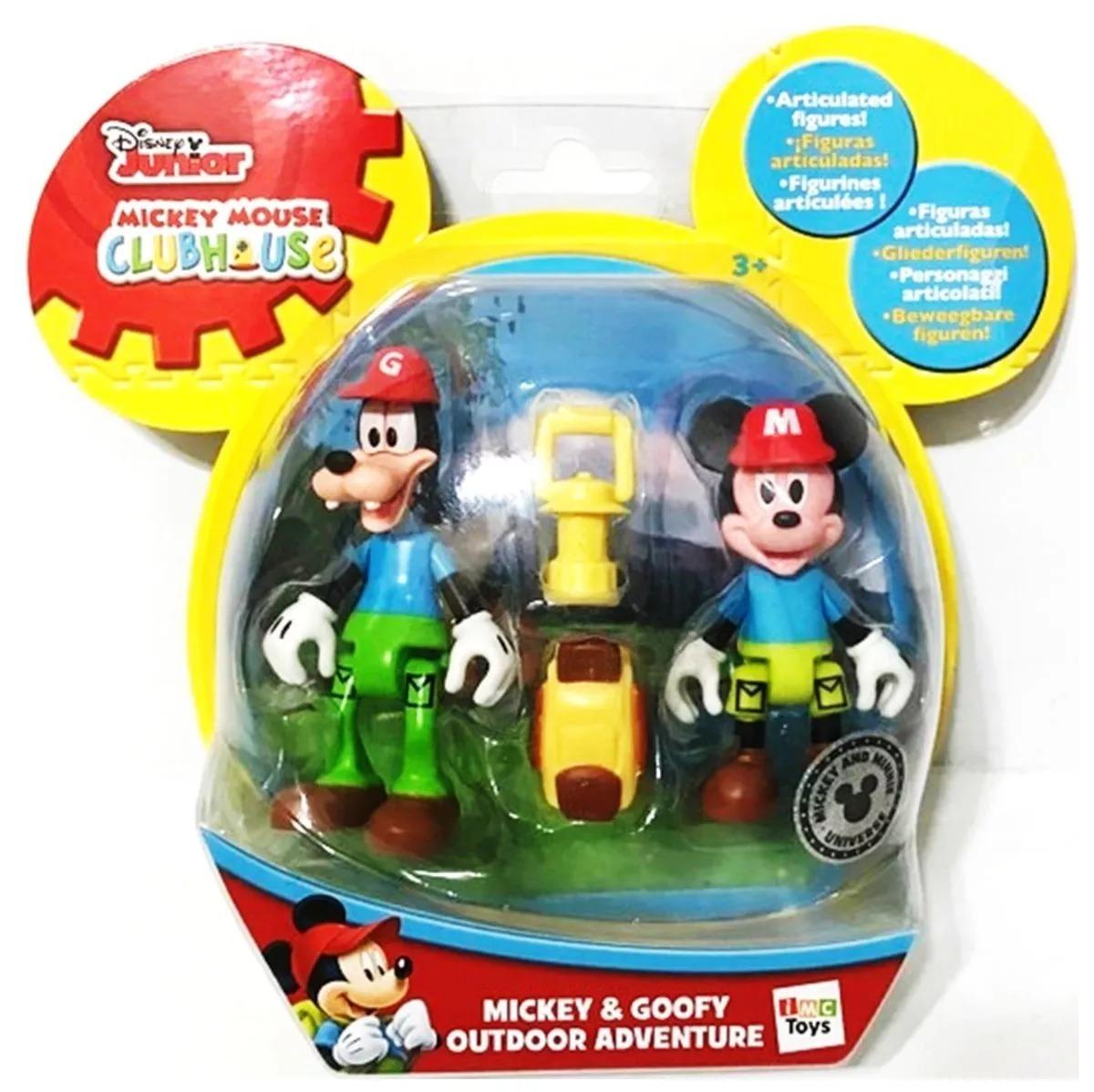 Mickey Aventura Sobre ruedas Camping