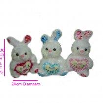 Conejo con corazon