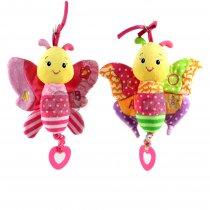 Cunero musical mariposa