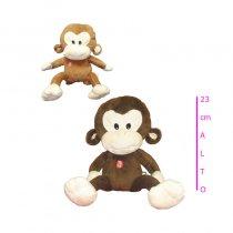 Mono pata larga con sonido