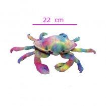 Cangrejo multicolor
