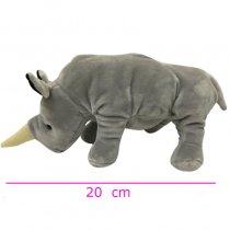 Rinoceronte De Peluche chico