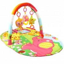 Gimnasio elefante rosa para Bebe