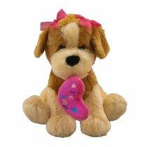 Perro con Corazón  y sonido