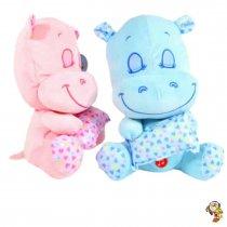 Hipopótamo con almohada ronca