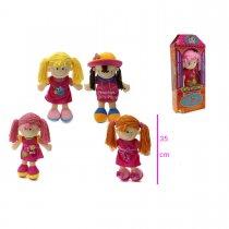 Muñeca en caja