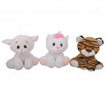 Oveja, gato y tigre