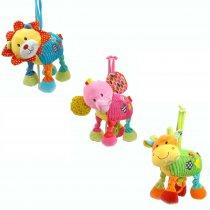 Cunero Musical Elefante, Leon y Jirafa