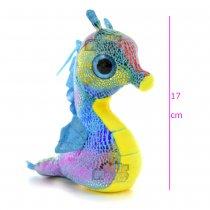 Hipocampo De Peluche 3 Colores