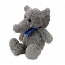 Elefante De Peluche Con Bufanda