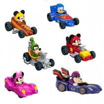 Mickey Sobre ruedas 6 modelos