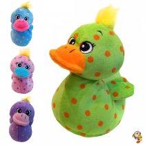 Pato De Peluche Colorido