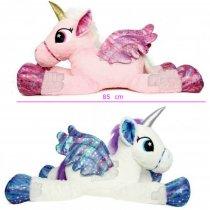 Unicornio Grande De Peluche