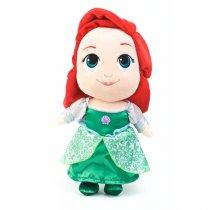 Princesa Ariel De Peluche Con Caja Exhibidora