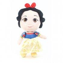 Princesa Blancanieves De Peluche Con Caja Exhibidora