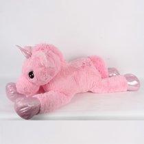 Unicornio Grande De Peluche 100 cm