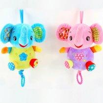 Peluche Cunero Elefante 2 Colores