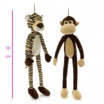 Animales patas y brazos largos 6 modelos