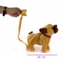Perro de peluche con movimiento y sonido 2 colores