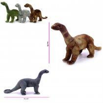 Peluche Dinosaurio Diplodocus Con Sonido 42 Cm Largo