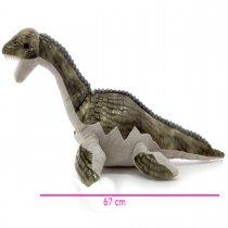 Peluche Dinosaurio Piesiosauria De Agua Con Sonido Grande 70 cm Largo