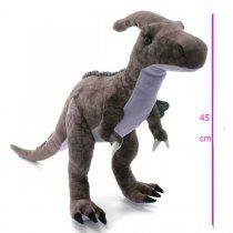 Peluche Dinosaurio Parasaurolophus con Sonido Gigante 85 de Largo