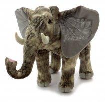 Peluche Elefante Símil Real de 60 cm Largo