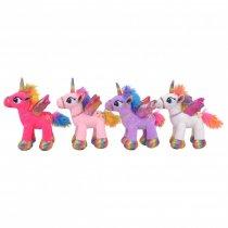 Peluche Unicornio 30 cm Alto 4 Colores