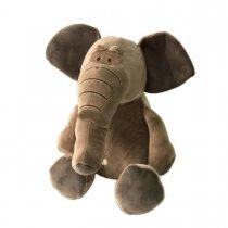 Elefante plush grande 32 cm sentado