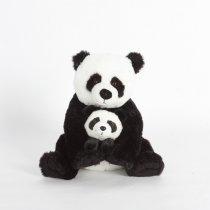 Panda de Peluche con Cria