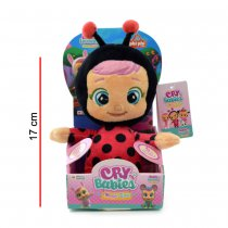 Cry Babies peluche Lady original 17 en caja individual