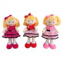Muñeca musical con tutu 40 cm