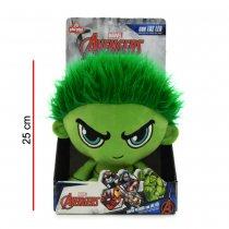 Hulk de peluche con luz original MARVEL