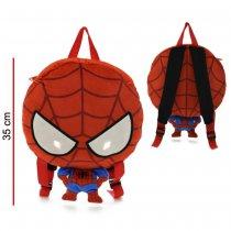 Mochila Hombre araña de peluche con luz original MARVEL