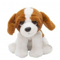 Perro de peluche ojos tristes 22 cm