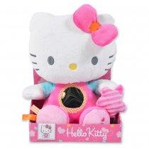 Peluche Con Actividades Hello Kitty Original 22 cm