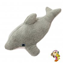 Delfin de peluche