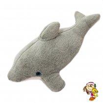 Delfin de peluche mediano