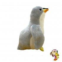 Pinguino de peluche