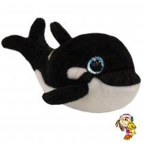 Orca de Peluche ojos brillosos