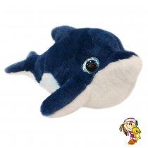 Delfin de Peluche ojos brillosos