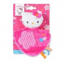 Manta De Apego chica Hellow Kitty original 17,5 x 15 cm