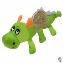 Juguete de agarre dinosaurio para mascotas alto transito 41CM