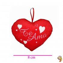 Corazón de peluche mini 8CM