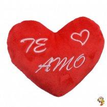 Corazón de peluche 40 X 35 cm