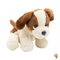 Perro de peluche único modelo 15 cm